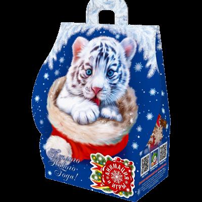 Упаковка конфетница музыкальная «Мухтар»