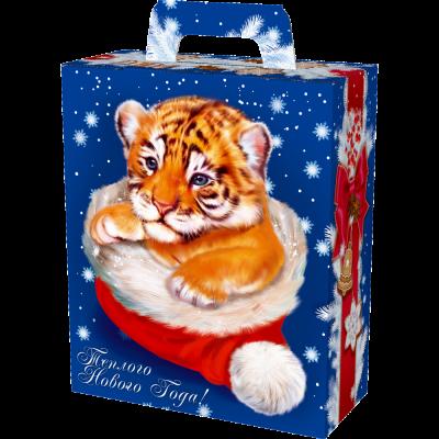 "Упаковка ""Подарок на катке"""