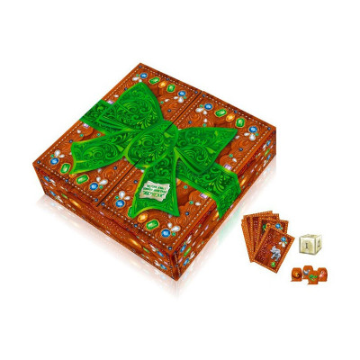 "Коробка ""Джунгли"" квест..."