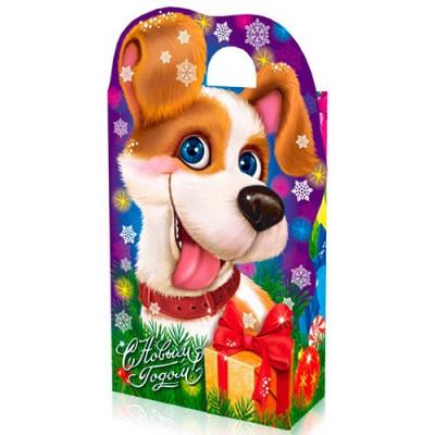 """Упаковка коробка """"Пёс Барбос"""""""