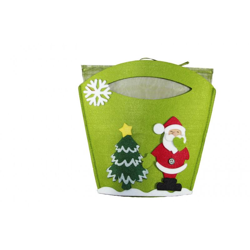 Подарок Сумка Эртон малая зелёная