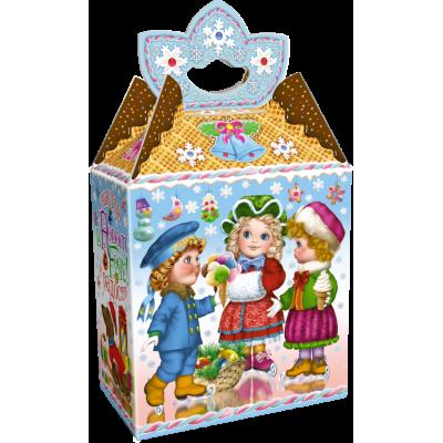 "Упаковка ""Подарок на катке""..."