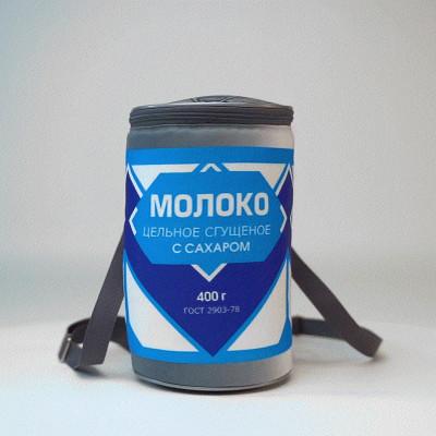 "Упаковка терморюкзак ""Сгущенка"""