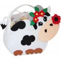 Сладкий новогодний подарок сумка Афелия