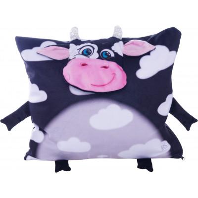 Сладкий новогодний подарок подушка Антошка