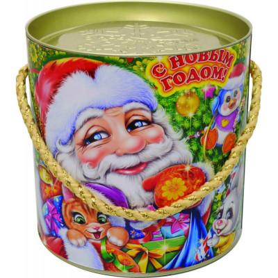 Сладкий новогодний подарок Зверята