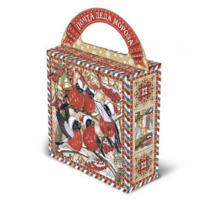 Упаковка сумочка Падал снег 500 гр
