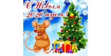 С Новым 2020 годом!!!